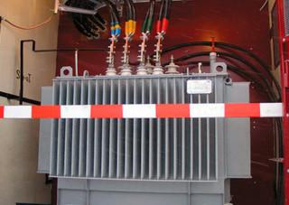 Монтаж трансформаторов и подстанций